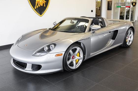 2004 Porsche Carrera GT :24 car images available