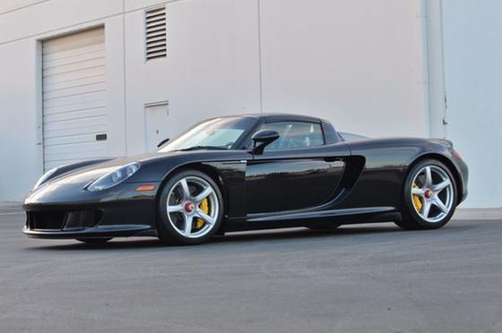 2005 Porsche Carrera GT  : Car has generic photo