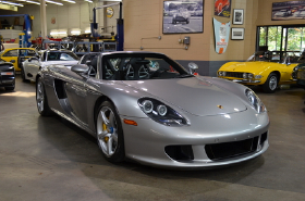 2005 Porsche Carrera GT :12 car images available