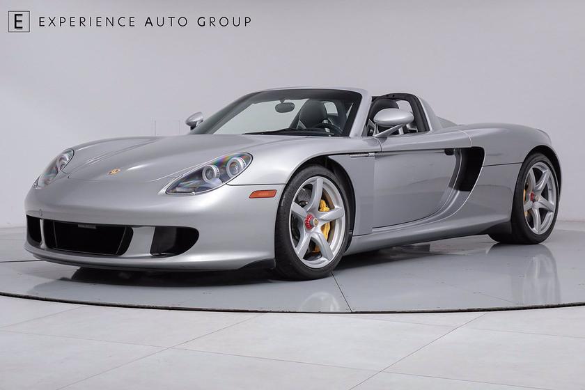 2005 Porsche Carrera GT :24 car images available