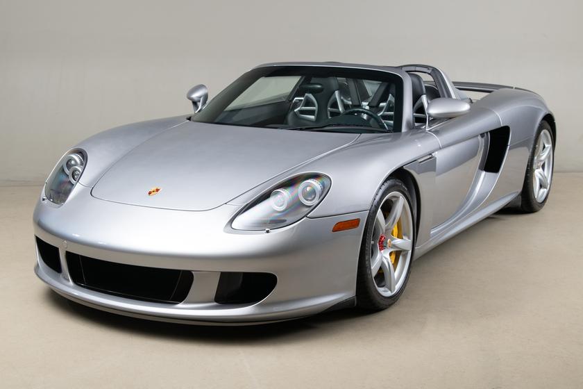 2004 Porsche Carrera GT :12 car images available