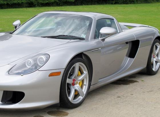 2005 porsche carrera gt roadster convertible for sale in springfield mo global autosports. Black Bedroom Furniture Sets. Home Design Ideas