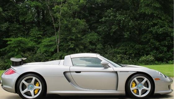 2005 Porsche Carrera Gt Roadster Convertible For Sale In