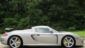 2005 Porsche Carrera GT Roadster Convertible:15 car images available