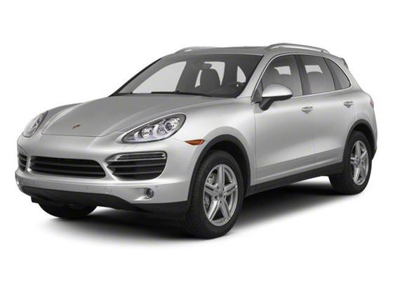 2012 Porsche Cayenne  : Car has generic photo