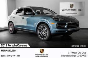 2019 Porsche Cayenne :24 car images available