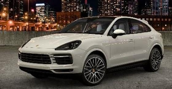 2020 Porsche Cayenne :2 car images available