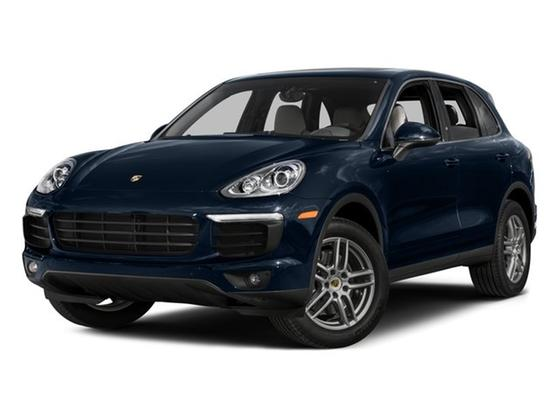 2016 Porsche Cayenne  : Car has generic photo