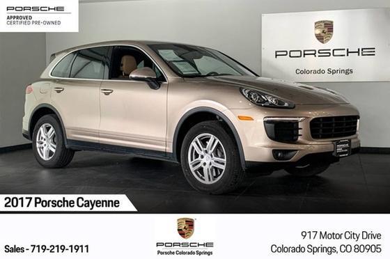 2017 Porsche Cayenne :24 car images available
