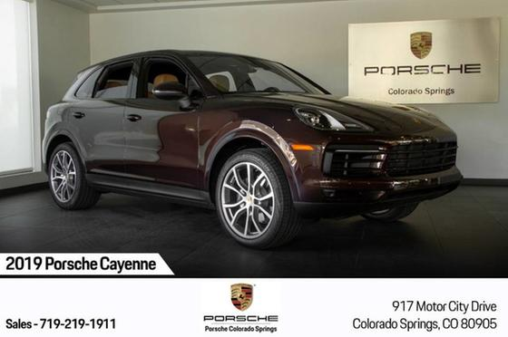 2019 Porsche Cayenne :24 car images available