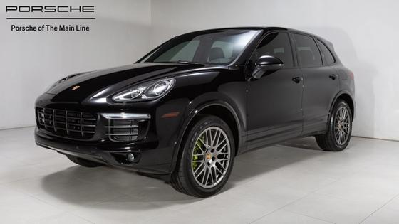 2018 Porsche Cayenne :22 car images available
