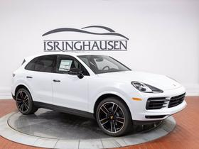 2020 Porsche Cayenne :23 car images available