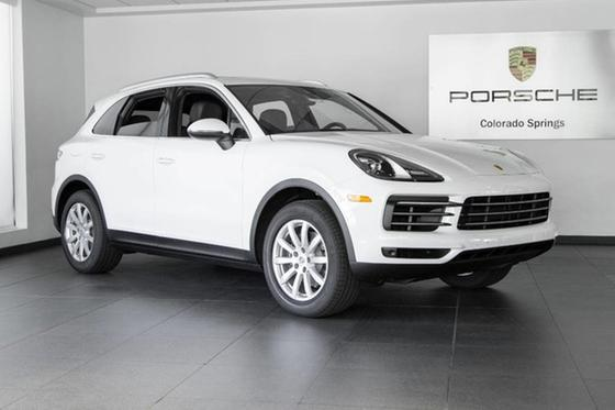2020 Porsche Cayenne For Sale In Colorado Springs Co Exotic Car List