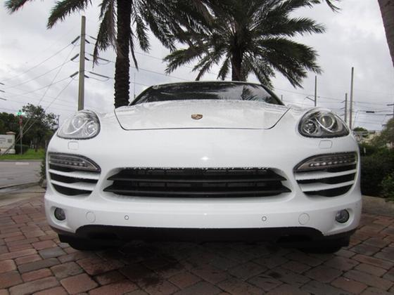 2014 Porsche Cayenne