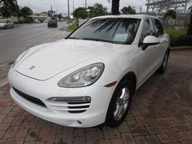 2014 Porsche Cayenne :18 car images available