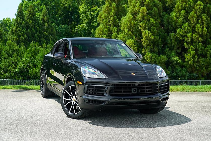 2021 Porsche Cayenne :24 car images available
