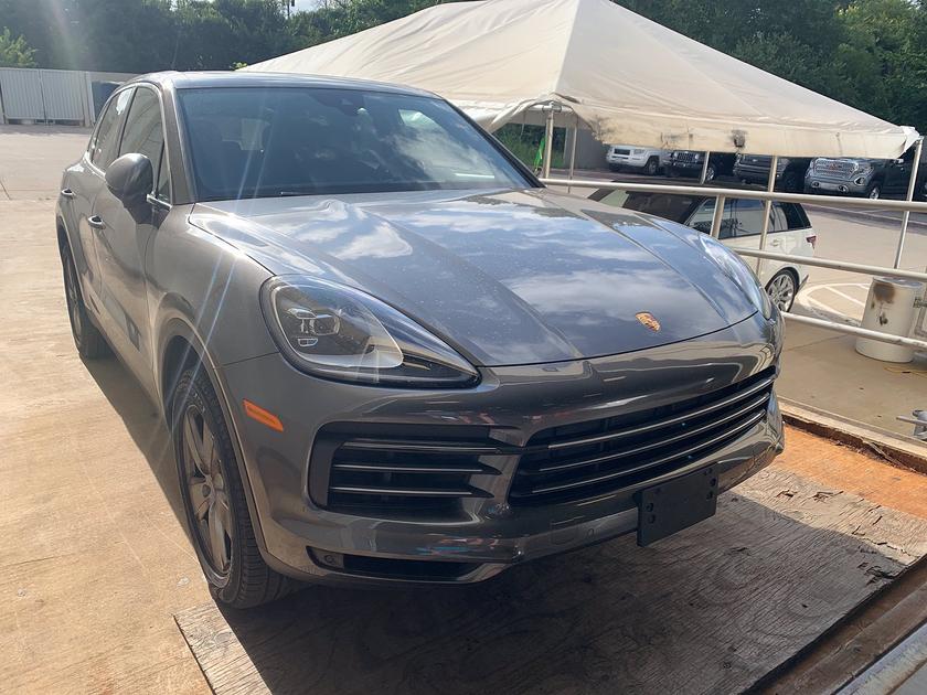 2019 Porsche Cayenne :6 car images available