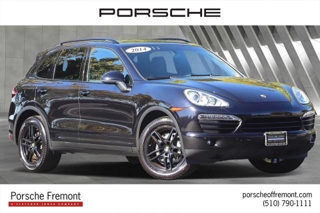 2014 Porsche Cayenne :24 car images available