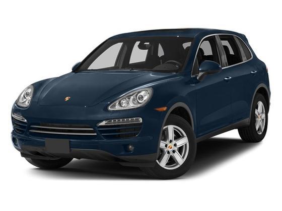 2014 Porsche Cayenne Diesel Platinum Edition : Car has generic photo