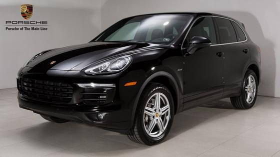 2016 Porsche Cayenne Diesel:22 car images available