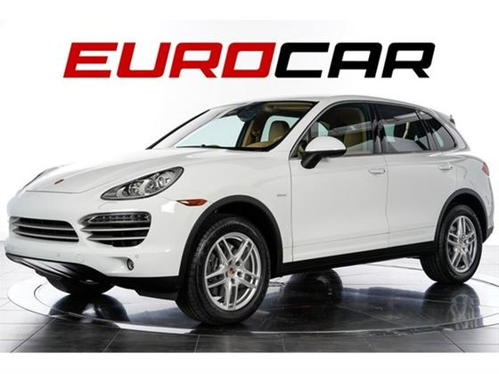 2014 Porsche Cayenne Diesel:24 car images available