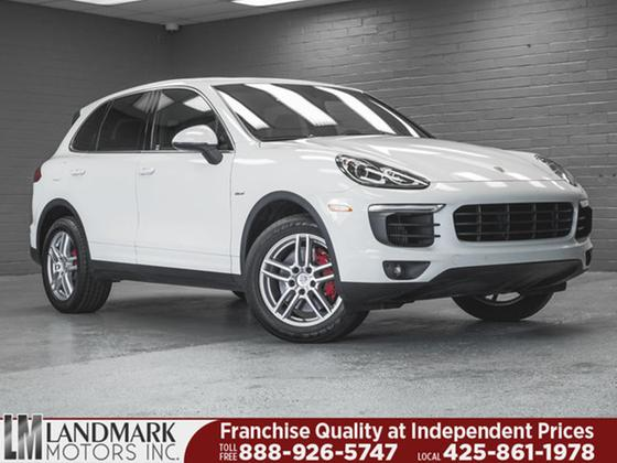 2015 Porsche Cayenne Diesel:24 car images available