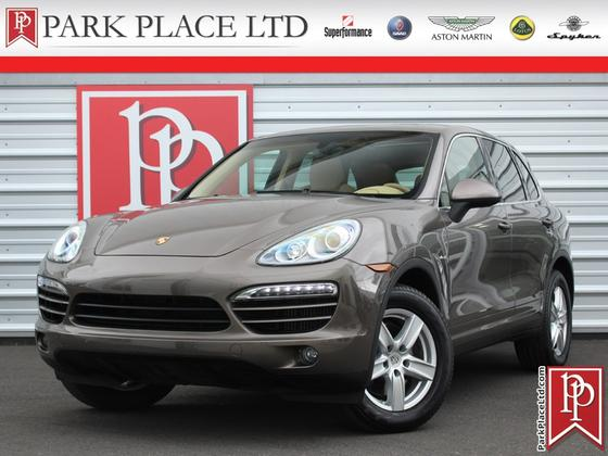 2014 Porsche Cayenne Diesel:24 car images available