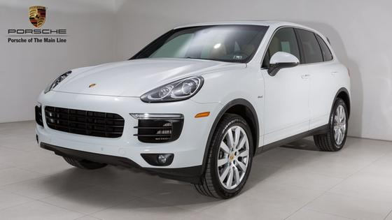 2016 Porsche Cayenne Diesel:24 car images available