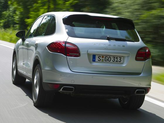 2013 Porsche Cayenne Diesel : Car has generic photo