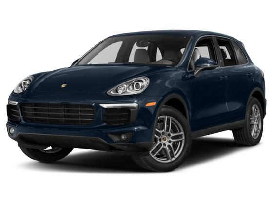 2015 Porsche Cayenne Diesel : Car has generic photo