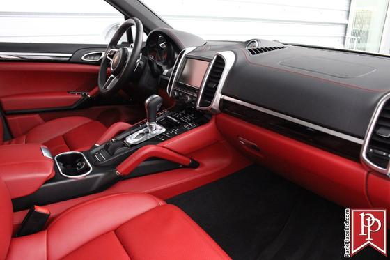 2015 Porsche Cayenne Diesel