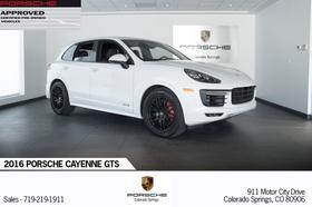 2016 Porsche Cayenne GTS:24 car images available
