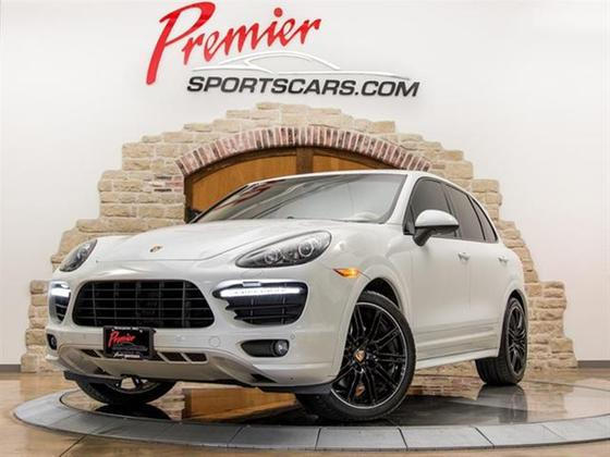 2013 Porsche Cayenne GTS:24 car images available