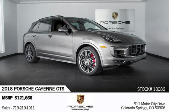 2018 Porsche Cayenne GTS:24 car images available