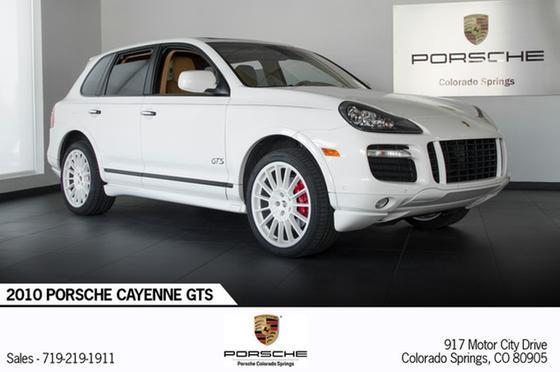 2010 Porsche Cayenne GTS:24 car images available