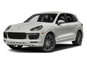 2016 Porsche Cayenne GTS : Car has generic photo