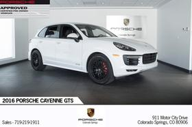 2016 Porsche Cayenne GTS:22 car images available