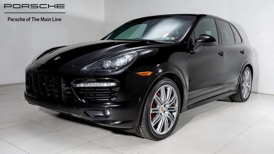2014 Porsche Cayenne GTS:22 car images available