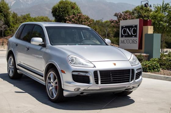 2009 Porsche Cayenne GTS:24 car images available