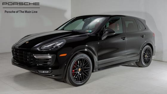 2018 Porsche Cayenne GTS:22 car images available