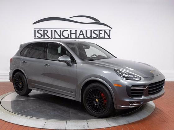 2017 Porsche Cayenne GTS:23 car images available