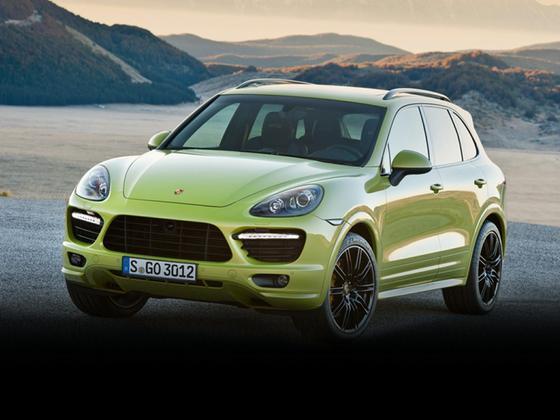 2014 Porsche Cayenne GTS : Car has generic photo