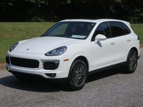 2017 Porsche Cayenne Platinum Edition:24 car images available