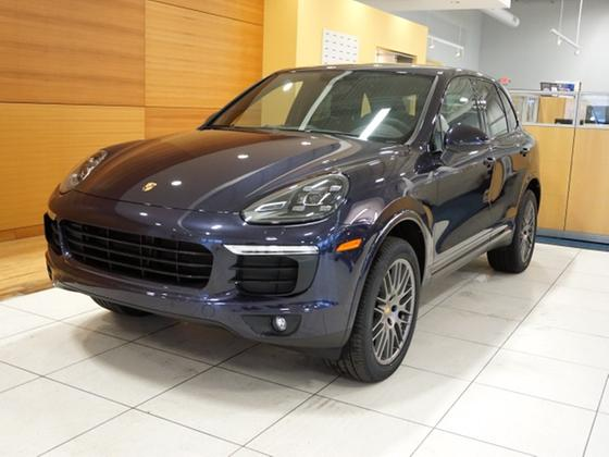 2018 Porsche Cayenne Platinum Edition:24 car images available