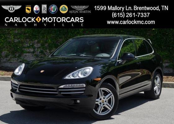 2014 Porsche Cayenne Platinum Edition:24 car images available