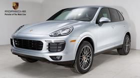2018 Porsche Cayenne Platinum Edition:22 car images available