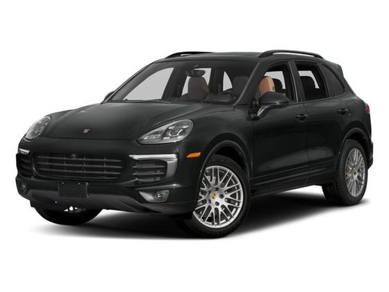 2017 Porsche Cayenne Platinum Edition : Car has generic photo