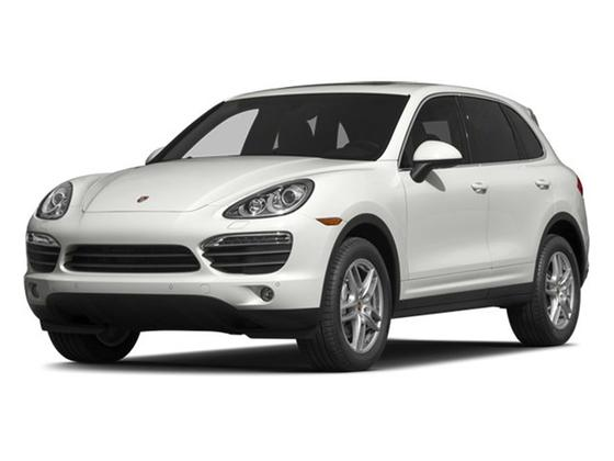 2014 Porsche Cayenne Platinum Edition : Car has generic photo