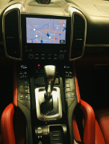2017 Porsche Cayenne Platinum Edition