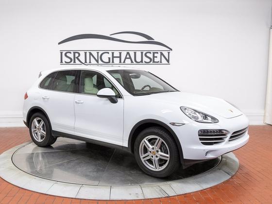 2014 Porsche Cayenne Platinum Edition:18 car images available